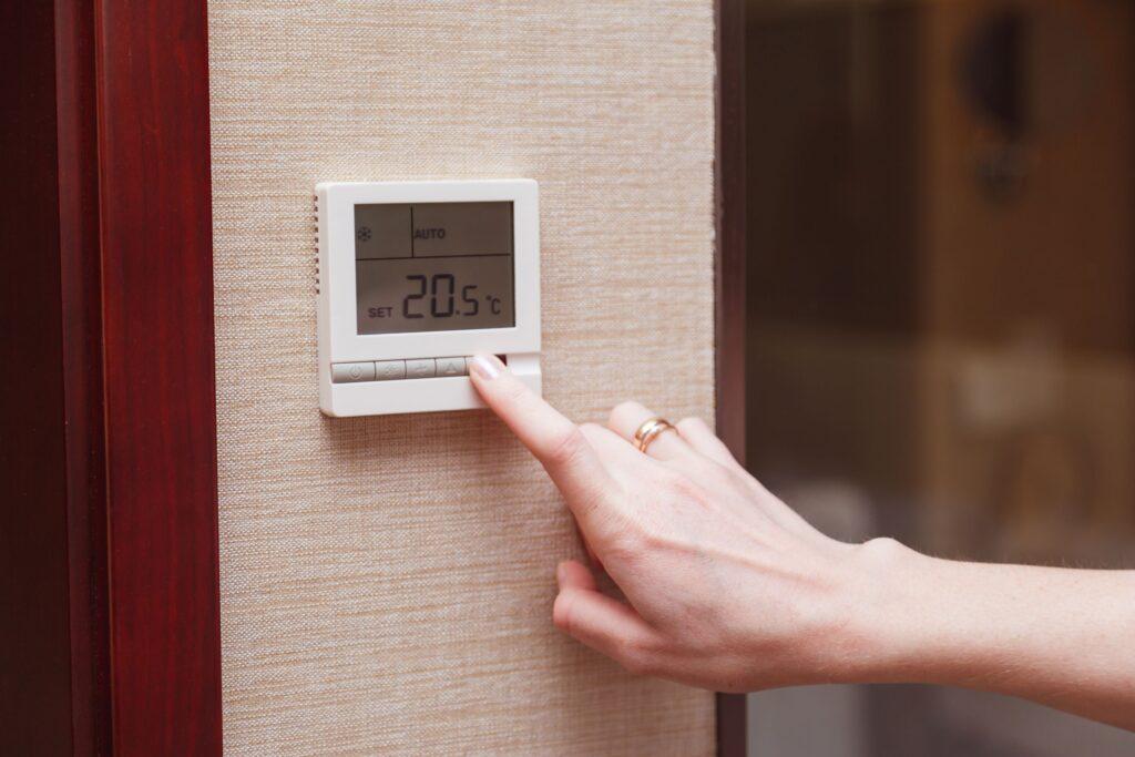 Cuidur - Calefacción por infrarrojos - Termostato